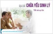 Top 5 bệnh viện khám sinh lý nam tốt nhất tại Hà Nội