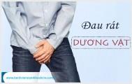 Nguyên nhân gây đau rát dương vật nam giới không nên chủ quan