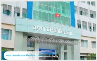 Những thông tin cần lưu ý khi khám nam khoa tại Bệnh viện Bình Dân