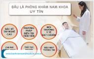 Tiêu chí lựa chọn phòng khám nam khoa uy tín tại TPHCM