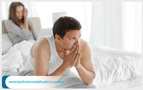 Bệnh rối loạn cương dương có chữa được không ?