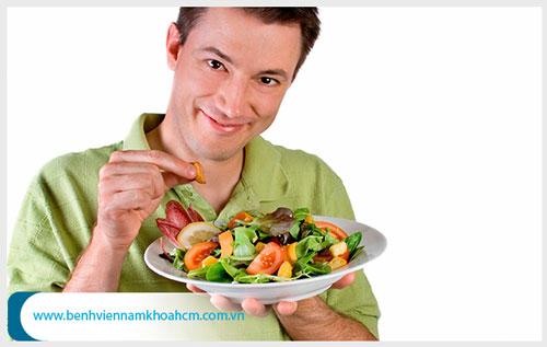 Bị viêm đường tiết niệu nên ăn gì ?