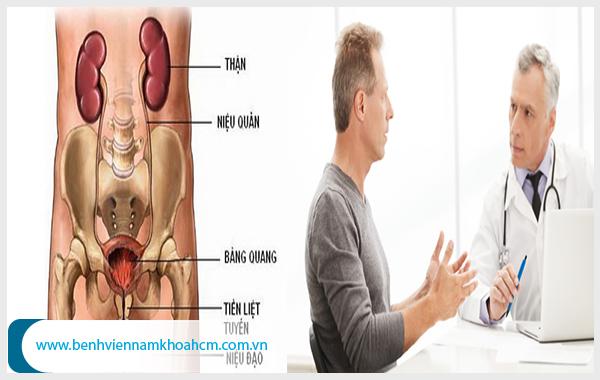 Cần chữa viêm tuyến tiền liệt tại nơi uy tín