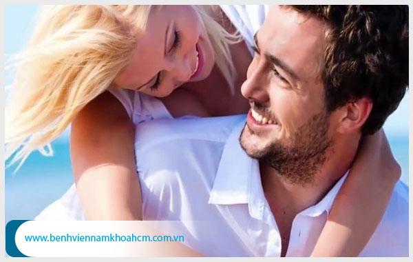 Cách quan hệ lâu ra không cần dùng thuốc cho các quý ông