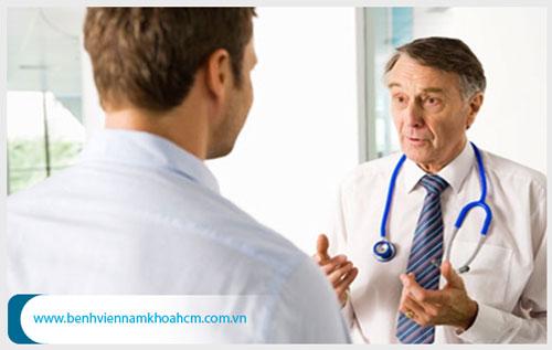 Cần nội soi đường tiểu thì đến phòng khám nào ở Tphcm ?