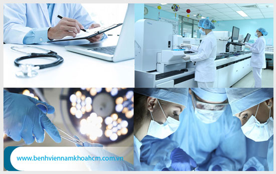 Thủ thuật cắt da bao quy đầu phải được thực hiện tại cơ sở uy tín