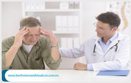 CHỮA TRỊ nhiễm trùng đường tiết niệu ở nam giới tại Tphcm ?