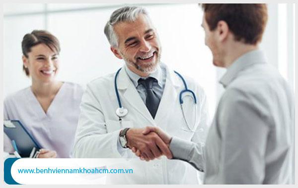 Đâu là bệnh viện nam khoa TPHCM uy tín và chất lượng tốt nhất?