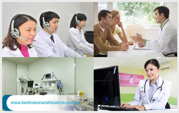 Địa chỉ tư vấn bệnh lý nam khoa chất lượng, uy tín