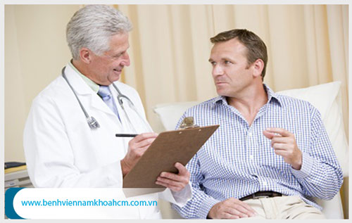 Khám phì đại tiền liệt tuyến ở tphcm