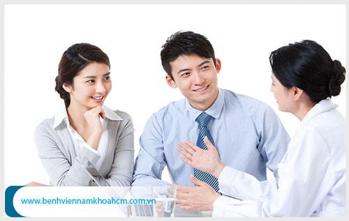 Khám sức khỏe tiền hôn nhân ở đâu ở tphcm