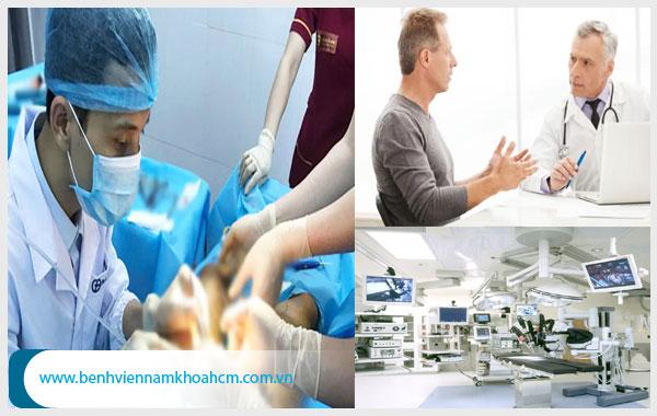 Lựa chọn phòng khám chữa trị bệnh nang mào tinh hoàn