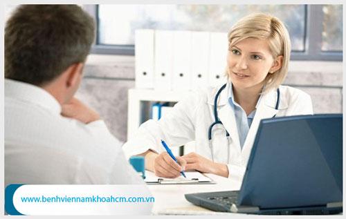 Nơi chữa bệnh liệt dương tại Tphcm
