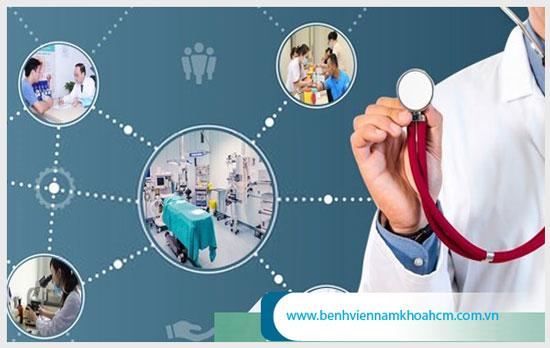 Phòng khám nam khoa uy tín phải có dịch vụ khám chữa bệnh chất lượng cao