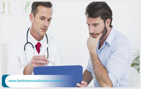Phòng khám nam khoa tốt TPHCM ở đâu?