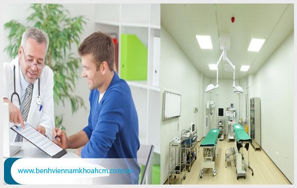 Lựa chọn cơ sở thăm khám và điều trị bệnh tinh trùng yếu