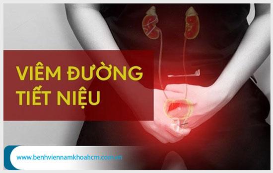 Viêm đường tiết niệu là bệnh lý rất phổ biến hiện nay