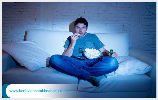[TPHCM] Yếu sinh lý nam do ngủ không đúng cách