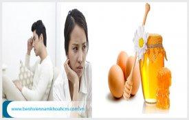 Bật mí phương pháp chữa yếu sinh lý bằng trứng gà